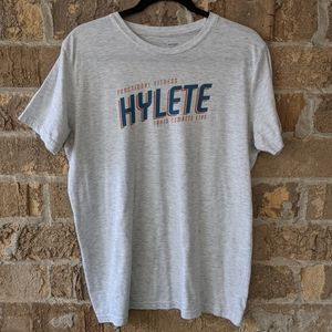 HYLETE Functional Fitness S/S T-Shirt Gray Large